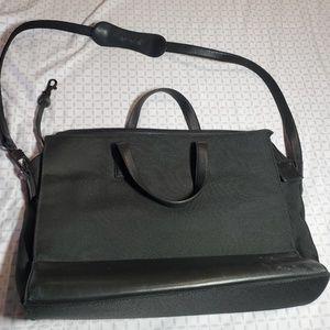 TUMI Ballistic Nylon Briefcase 43007D3 organizer